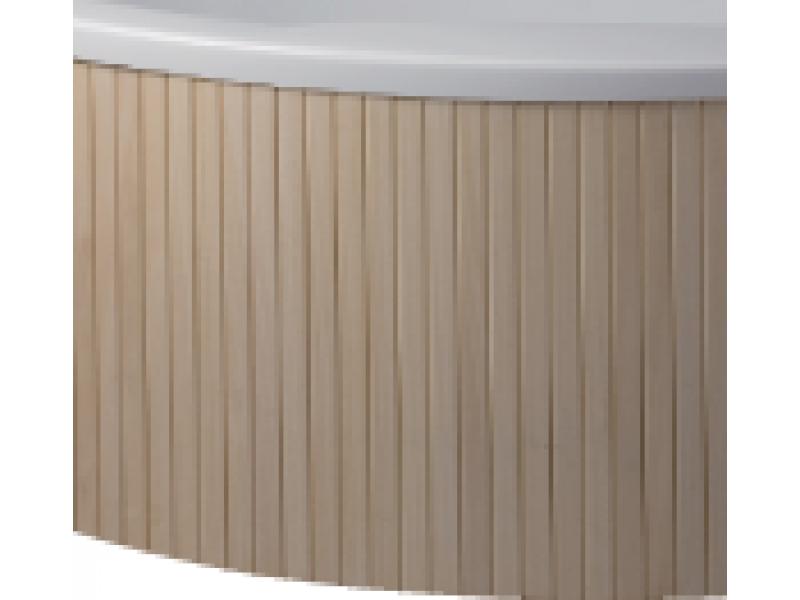 Dřevěný panel čelní exclusive pro vany HOPA