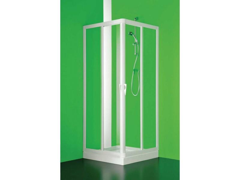 VELA 80 x 120 cm sklo  Olsen-Spa sprchový kout
