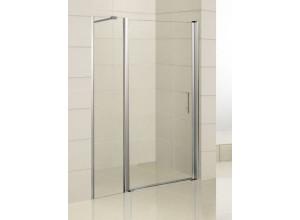 ALTEA II 100×195 cm KOMBI Hopa sprchové dveře do niky (frost+čiré)