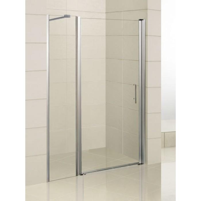 ALTEA II 110×195 cm frost Hopa sprchové dveře do niky, pravé
