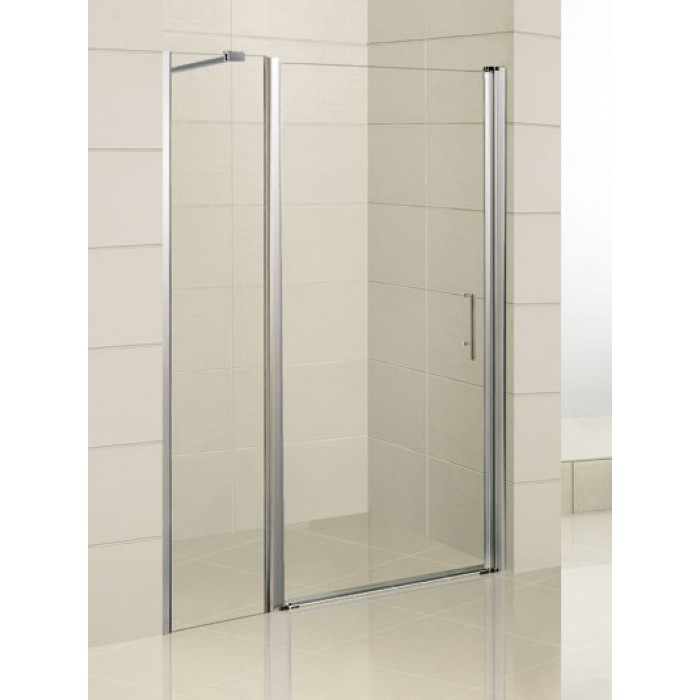 ALTEA II 130×195 cm čiré Hopa sprchové dveře do niky