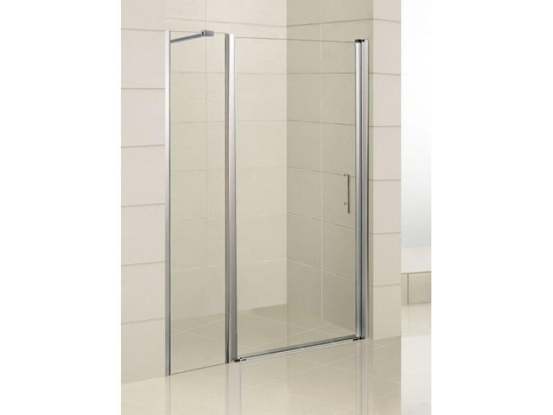 ALTEA II 100×195 cm frost Hopa sprchové dveře do niky, levé