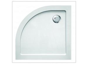 APRIL 9090R Arttec sprchová vanička čtvrtkruhová