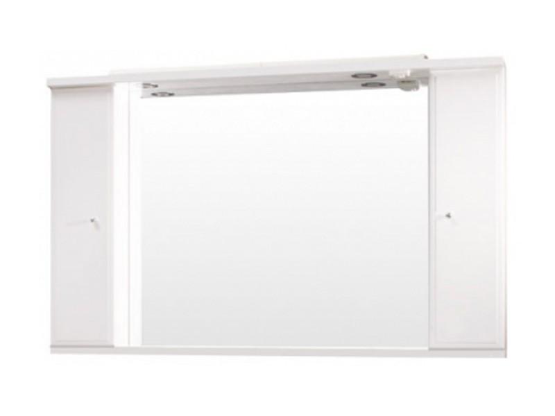 BEATA 130 Z Well Koupelnové zrcadlo se skříňkami