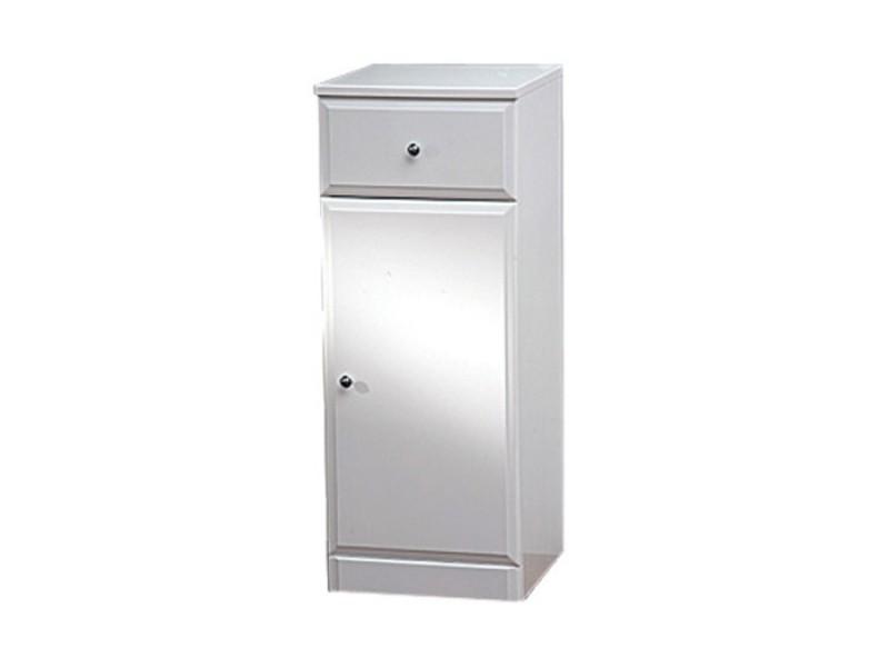 BEATA N 32 P Well Koupelnová skříňka spodní, sokl, pravá