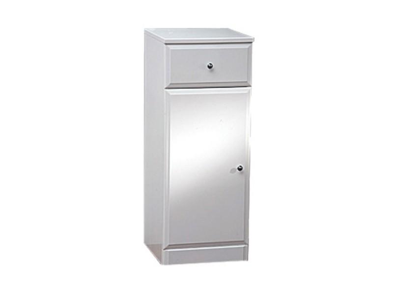 BEATA N 32 L Well Koupelnová skříňka spodní, sokl, levá