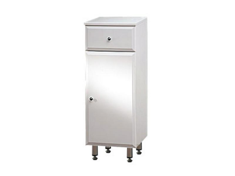 BEATA N 32 ZV P Well Koupelnová skříňka spodní, závěsná s nožičkami, pravá