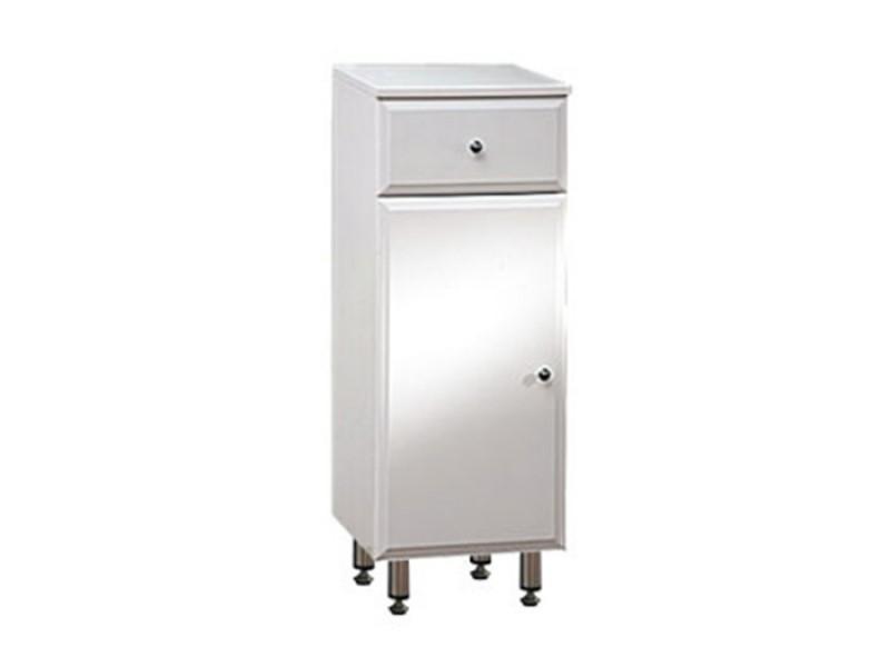 BEATA N 32 ZV L Well Koupelnová skříňka spodní, závěsná s nožičkami, levá