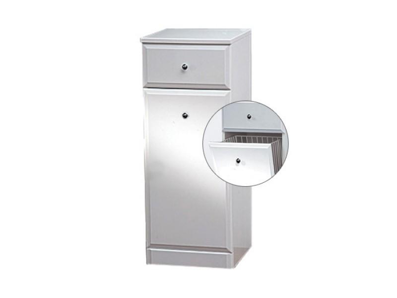BEATA NK 32 Well Koupelnová skříňka spodní, sokl, koš
