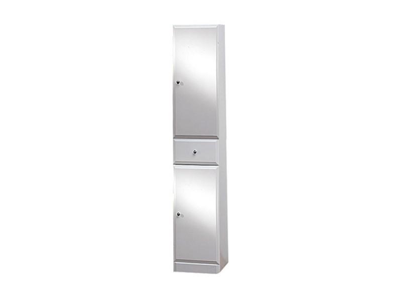 BEATA V 170 P Well Koupelnová skříňka vysoká plná, sokl, pravá