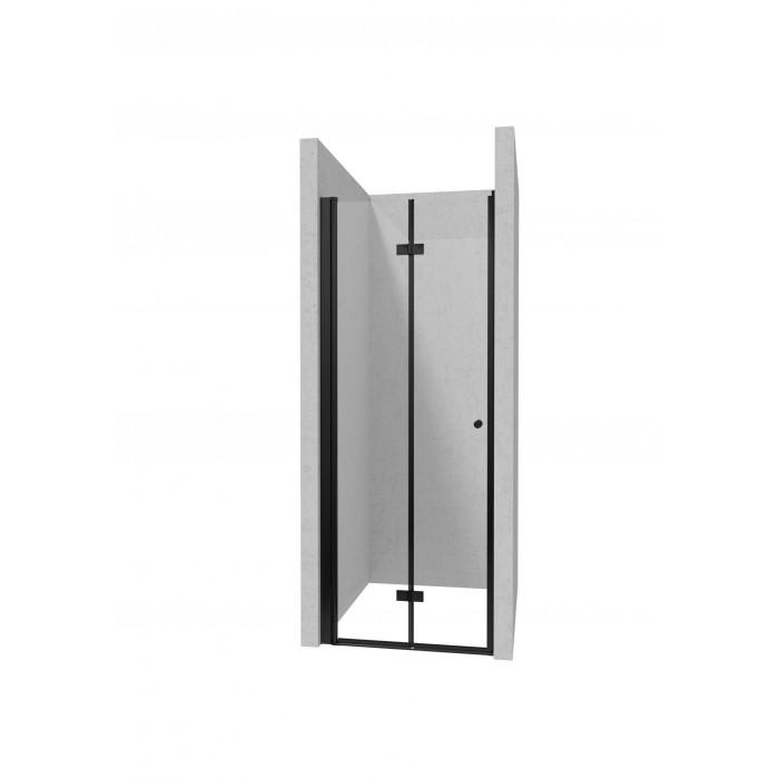 BEAUTY BLACK 90 Well Sprchové dveře