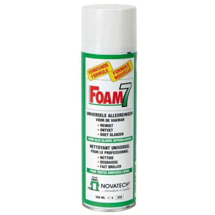 FOAM 7 cleaner čistící pěna