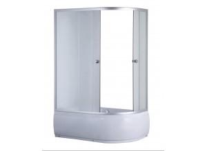 DURHAM 120 L Well sprchový kout s vysokou vaničkou