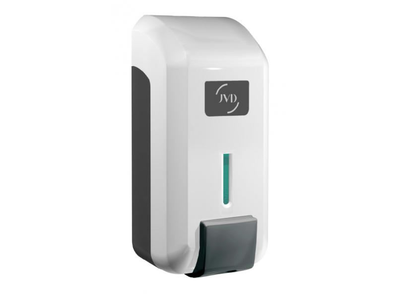 SLDN 99A Dávkovač na gelová mýdla a dezinfekce 0,7 L - bílý plast ABS