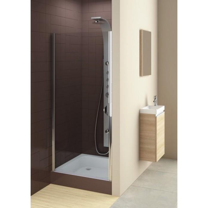 FRANCIS 90 Well Sprchové dveře do niky, levé