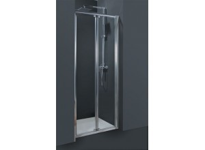 CORDOBA II 80x195 sklo čiré Hopa sprchové dveře