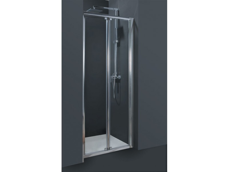 CORDOBA II 90x195 sklo čiré Hopa sprchové dveře