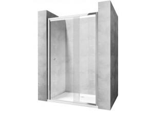 EKTOR 77 - 97 Well Sprchové dveře s teleskopickým rámem