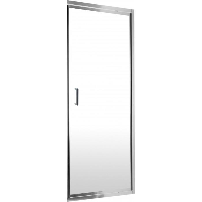 LEXA 80 clear Well Sprchové dveře jednokřídlé - čepový pant