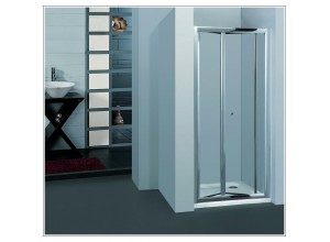 MARY 1000 NEW Arttec Sprchové dveře do niky-zalamovací dvoudílné