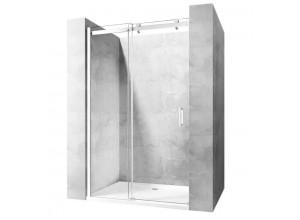 NOX 150 P Well Luxusní Sprchové dveře posuvné na rolnách