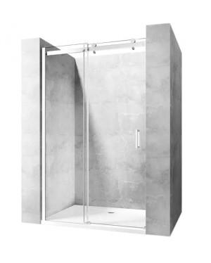 NOX 150 L Well Luxusní Sprchové dveře posuvné na rolnách