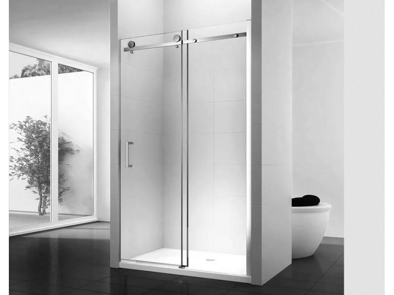 NOX 100 P Well Luxusní Sprchové dveře posuvné na rolnách