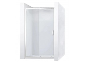 SLIPR 120 Well Sprchové dveře - snadná montáž CLICK-click