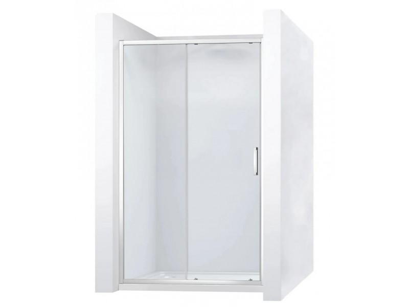 SLIPR 100 Well Sprchové dveře - snadná montáž CLICK-click
