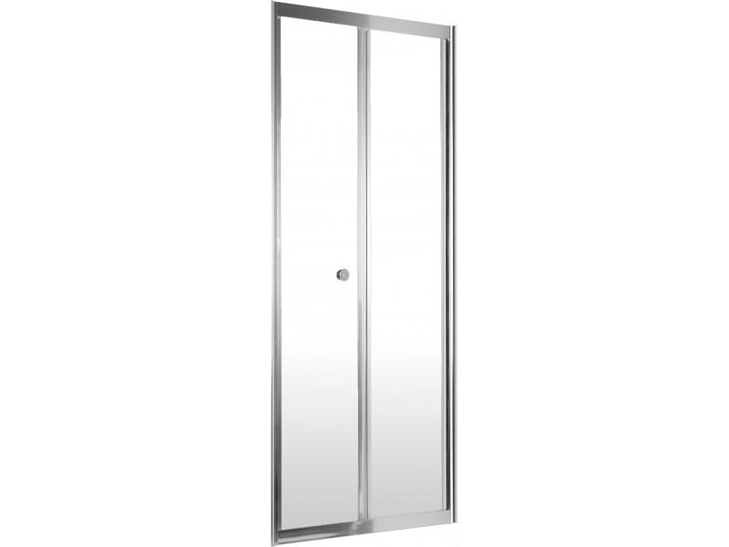 TRIM 80 Well Sprchové dveře zalamovací