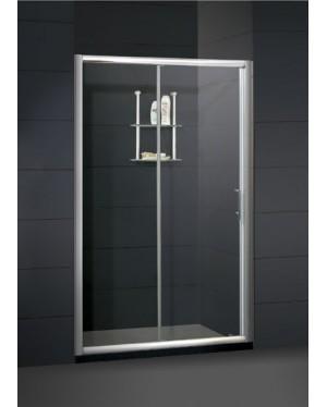 ELCHE II 100x195cm frost Hopa sprchové dveře do niky