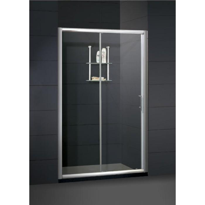 ELCHE II 140x195cm frost Hopa sprchové dveře do niky