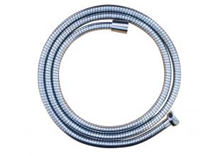 091260 ARUBA Sprchová hadice plast, kov 200 cm - chrom