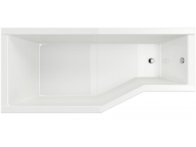 Hopa ESTE 1700 x 750 / 150 l levá akrylátová vana asymetrická