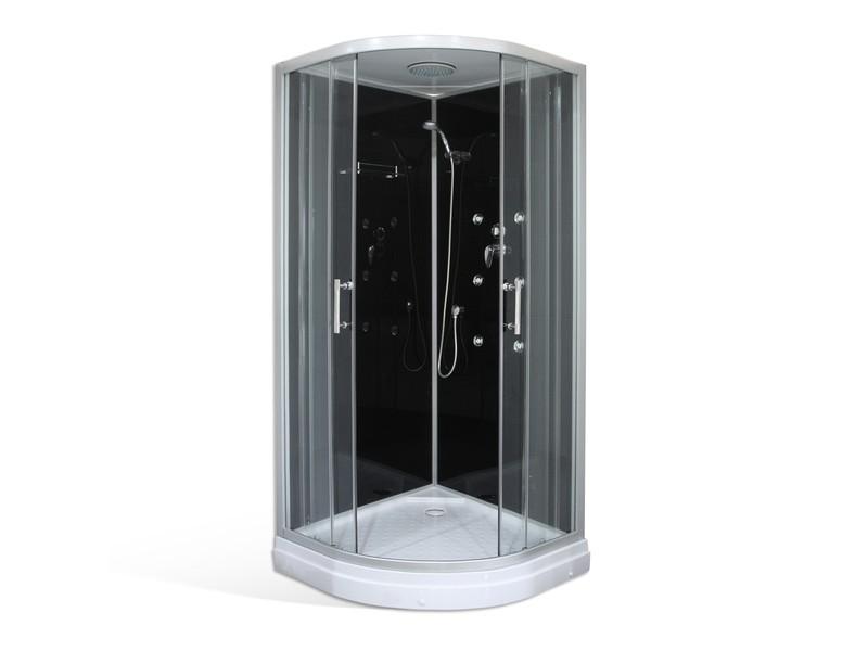 JOE BLACK 90 Well Hydromasážní sprchový box