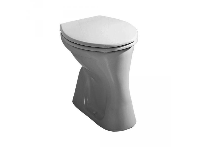 H8220080000001 JIKA Dino WC mísa spodní - ploché splachování