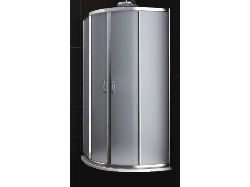 KATY 90 satinato MRAMOR Well sprchový kout s mramorovou vaničkou