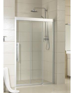 MARTOS 120 Pravé Sprchové dveře trojdílné