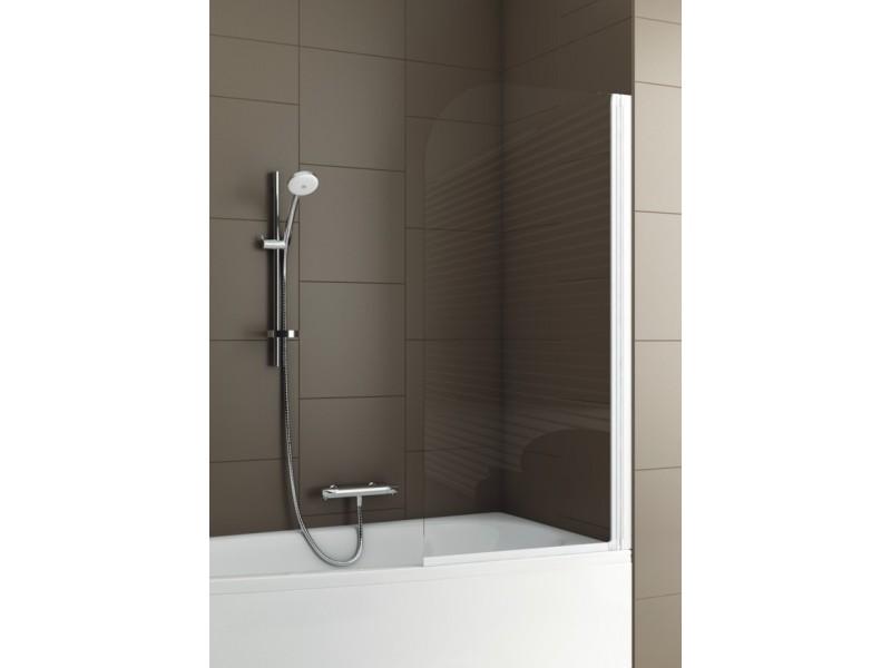 MODERN 1 White 67 - 68 x 140 cm Well Vanová zástěna