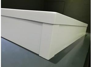 ROCKY čtverec 90x90 a 100x100 Krycí panel k vaničce