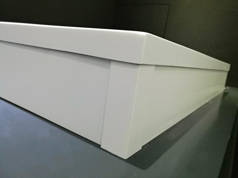 ROCKY obdélník 140x80, 140x90 a 150x80, 150x90 Krycí panel k vaničce