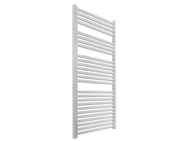 PRIMO-N Koupelnový žebřík (radiátor) - bílý v. 1424 mm, š. 500 mm
