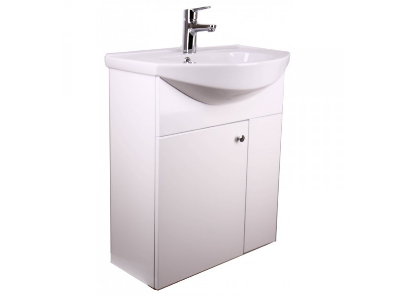 PROJEKTA 55 Olsen Koupelnová skříňka s umyvadlem + vodovodní baterie ZDARMA