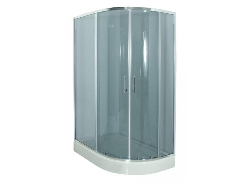 RAVENA 120 L Well sprchový kout s nízkou vaničkou