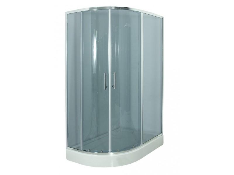 RAVENA 100 P Well sprchový kout s nízkou vaničkou