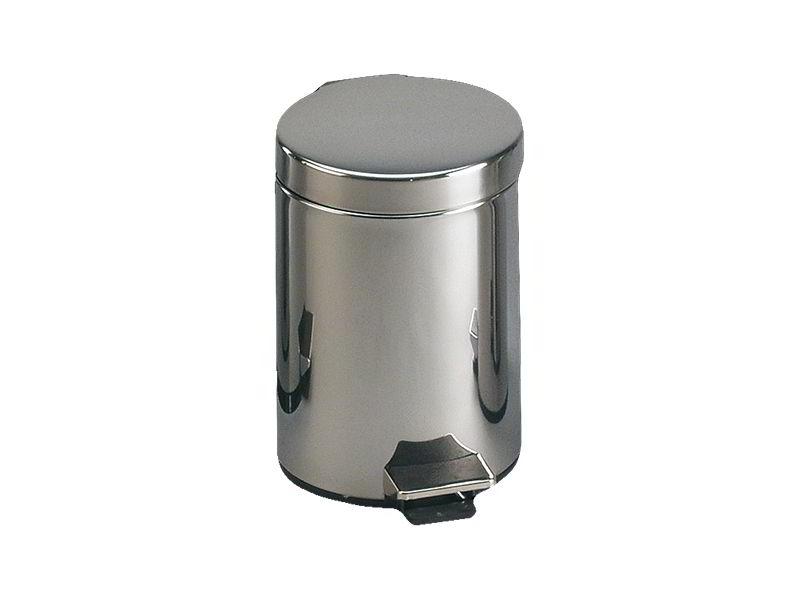 SLZN 11X Sanela Odpadkový koš 5L - nerez matný