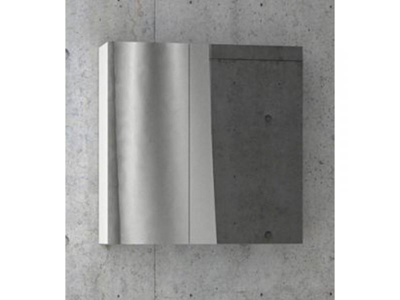 F-ZRCADLO-55 Olsen-spa Skříňka se zrcadlem, bílá