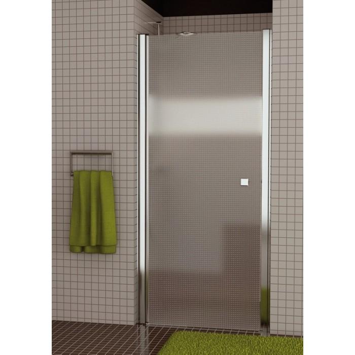 SL1 0900 50 30 SanSwiss Sprchové dveře jednokřídlé 90 cm