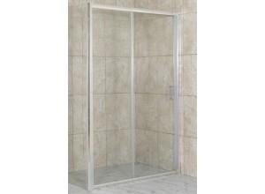 DIAS 120 Clear Well Dvoudílné sprchové dveře posuvné