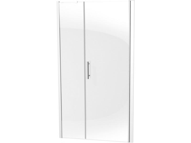 MONA 120 Clear Well Sprchové dveře otevírací
